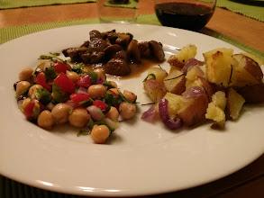 Photo: Seasonal Vegetarian Taster