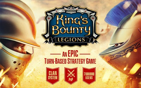King's Bounty Legions: Turn-Based Strategy Game 1.10.80 APK Mod Updated 1