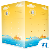 AppLock Theme Ocean