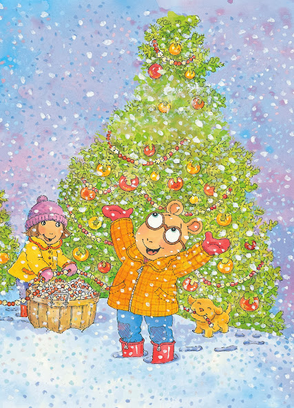 Arthur's Perfect Christmas is part of the Christmas programming that is returning to PBS KIDS this year