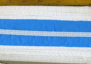 Photo: №730111-002綿レース:巾15mm