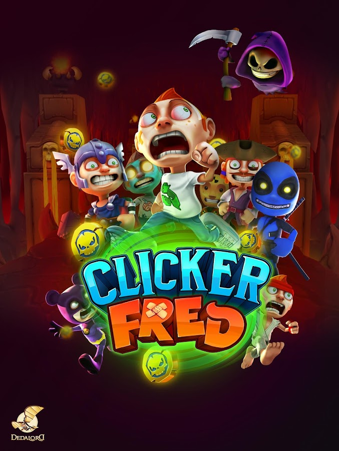 Clicker Fred- screenshot