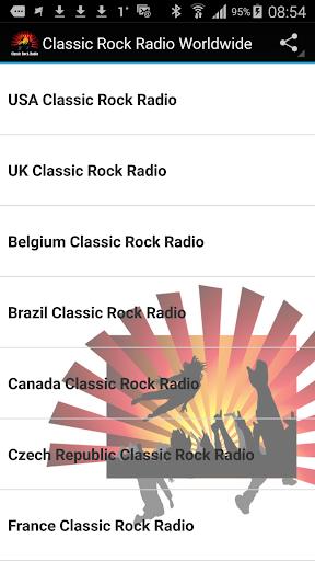 Classic Rock Radio Worldwide