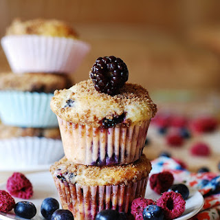Mixed Berry Muffins Yogurt Recipes