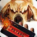 Bang Petard Deafened Dog Joke icon