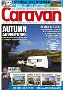 Caravan Magazine- screenshot thumbnail