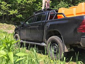 ハイラックス 4WD ピックアップのカスタム事例画像 aibaluxさんの2021年06月08日13:14の投稿