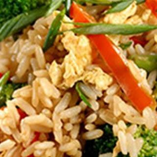 Stir-Fried Rice.