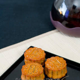 Traditional Mooncakes.