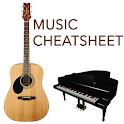 Music Cheatsheet-Guitar, Piano