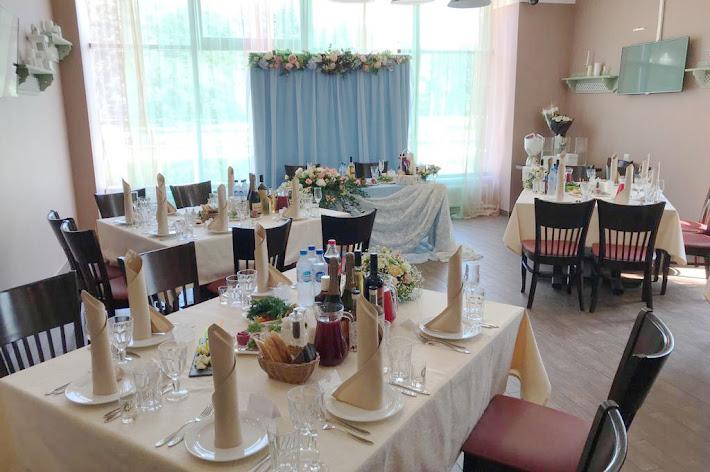 Фото №2 зала Парк-кафе «Лесное» в Измайловском парке
