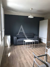 Studio meublé 25,57 m2