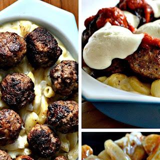 Meatball Sub Macaroni and Cheese Recipe