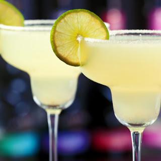 True Lime Frozen Margarita Recipe