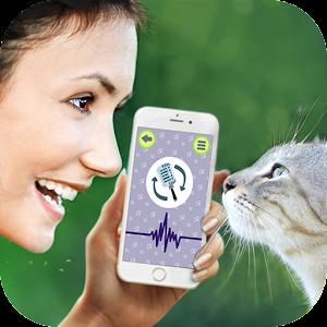 Cat Language Translator Simulator Talk to Pet 1.3 by Captain Coon logo