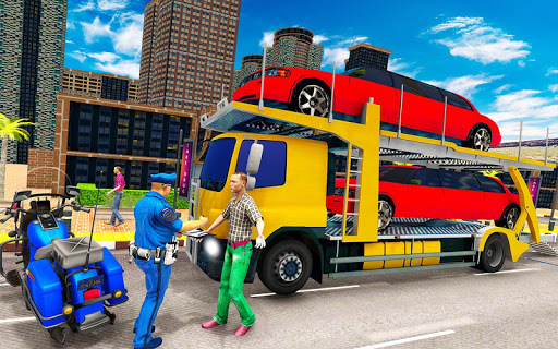Luxury Limousine Transporter Truck 1.0 screenshots 1