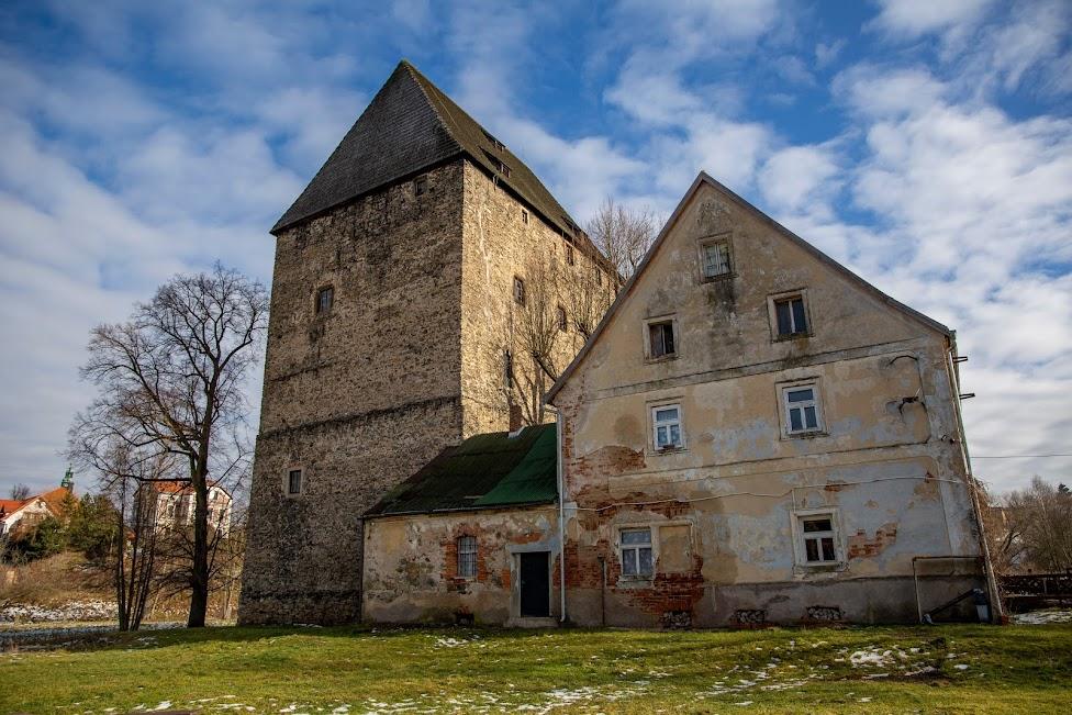 Wieża Książęca w Siedlęcinie, Siedlęcin