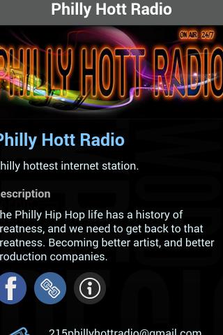 Philly Hott Radio