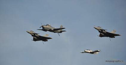 Photo: L'aéronavale d'hier à aujourd'hui