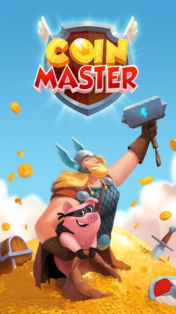 Coin Master Android App Screenshot