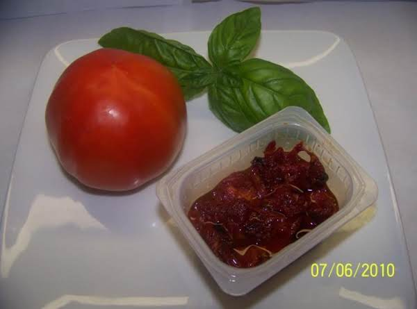 Sundried Tomatoes Recipe