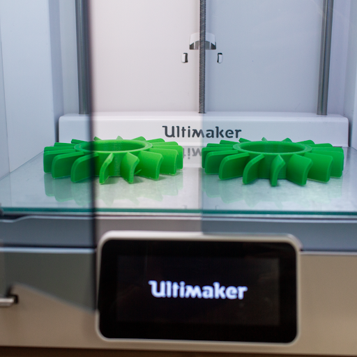 Get the best results with the Ultimaker S5 3D printer
