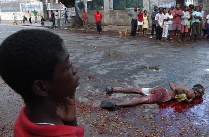 PLAN B – KILL A FEW PEOPLE – PREFERABLY STUDENTS – AND BLAME JOVENEL – NOW THAT MANIFESTATIONS HAVE FAILED – TOTALLY!!