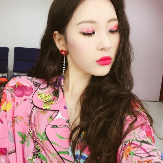 sunmi makeup 23