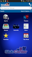 Screenshot of Stub.Center