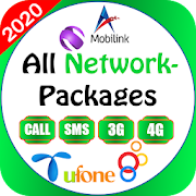 All Network Packages Pakistan 2020: