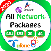 All Network Packages Pakistan 2020: Download on Windows
