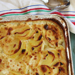 Buttermilk Scalloped Potatoes