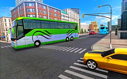 Code Triche Modern City Bus Driving Simulator | New Games 2020 mod apk screenshots 2