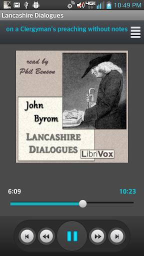 Lancashire Dialogues Audiobook