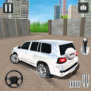 Advanced Luxury Car Parking Driving School Game