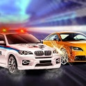 Police car chase: Hot Highway Pursuit - Cop games icon