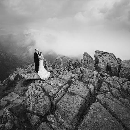 Wedding photographer Magia Obrazu (magiaobrazu). Photo of 27.09.2017