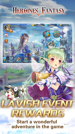 Heroines Fantasy 3.5.3.12855 screenshots 5
