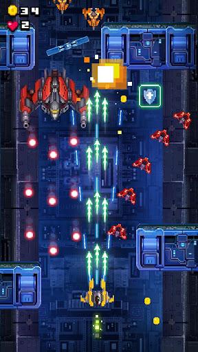 Retro Space War: Galaxy Attack Alien Shooter Game 1.6.2 de.gamequotes.net 5