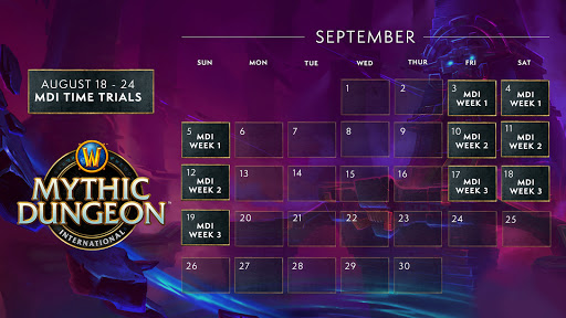 WoW MDI Shadowlands Season 2 – Format, Changes & New Competitors