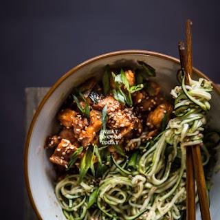 Gochujang Chicken Zoodles Recipe