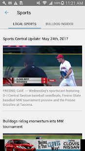 YourCentralValley KSEE KGPE- screenshot thumbnail