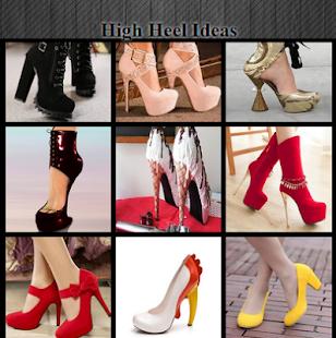 High Heel Ideas - náhled