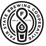 Logo of Fair State  State/Sociable Collaboration Apple Berliner Weiss