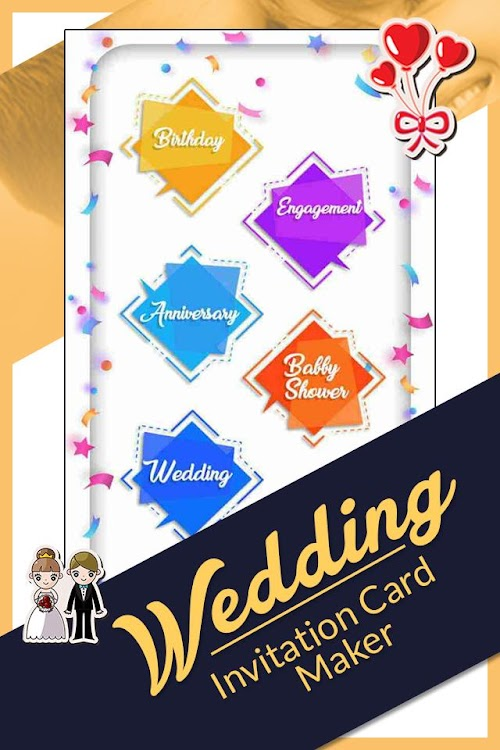 Wedding Invitation Card Maker Free Android Apps Appagg