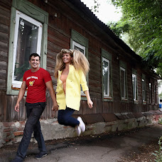 Wedding photographer Evgeniy Kirillov (kasperspb61). Photo of 24.07.2015
