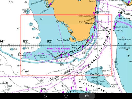 Miami To Keywest Offline Gps Nautical Charts Screenshot 12