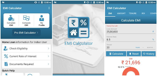 Emi Calculator Apps On Google Play