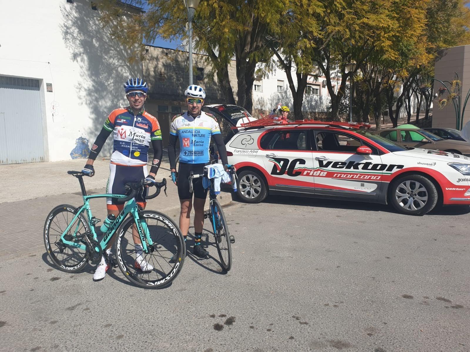 Ciclismo, comienza el ranking andaluz
