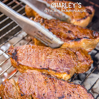 Charley's Steak Marinade.